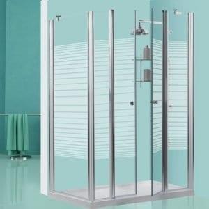 מקלחונים במדידה